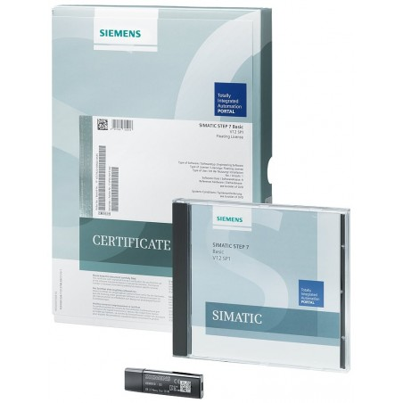 Siemens 6AV2103-0DA03-0AA5 SIMATIC WINCC PROFESSIONAL 512 POWERTAGS V13 SP1 ENGINEERING SOFTWARE IN TIA PORTAL