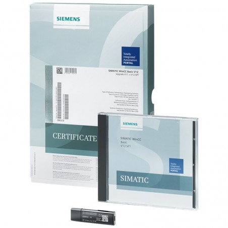 Siemens 6AV2100-3AA04-0AE5 SIMATIC WINCC BASIC V14, UPGRADE FROM V11..V13 TO V14